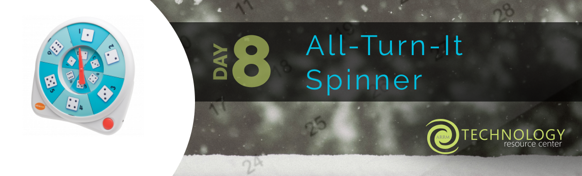 All-Turn-It Spinner Banner