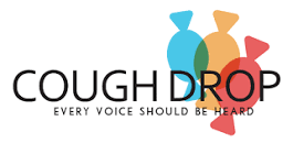 Coughdrop AAC logo