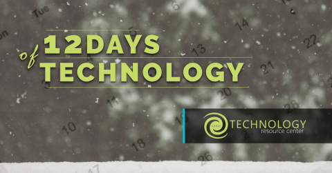 12 days of supportive technology