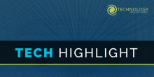 Tech Highlight Banner