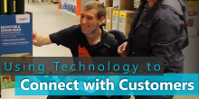 Using Technology to Connect with Customers