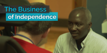 The Business of Independence